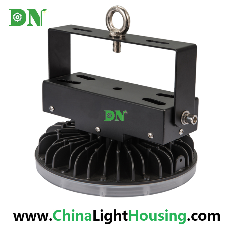 100W 120W 150W UFO High Bay Light Heat Sink Warehouse